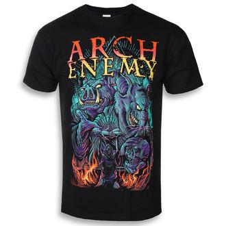 tričko pánské Arch Enemy - Tour 2015, Arch Enemy
