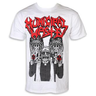 tričko pánské Municipal Waste - Priest, Municipal Waste