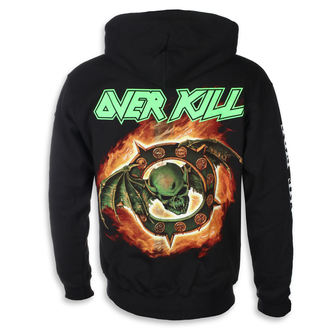 mikina pánská Overkill - Horrorscope, Overkill