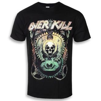 tričko pánské Overkill - Tour 2017 - Gear Bat, Overkill