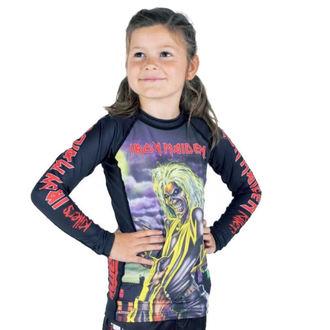 tričko dětské s dlouhým rukávem (technické) TATAMI - Iron Maiden - Killers - Rash Guard, TATAMI, Iron Maiden
