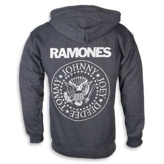 mikina pánská RAMONES - HEY HO LET'S GO - PLASTIC HEAD, PLASTIC HEAD, Ramones