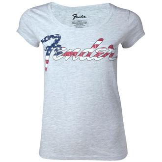 tričko dámské FENDER, FENDER