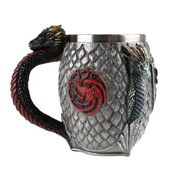 hrnek (korbel) Game of thrones - House Targaryen, NNM, Game of thrones