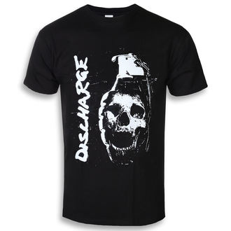 tričko pánské Discharge - Skull Grenade - RAZAMATAZ, RAZAMATAZ, Discharge