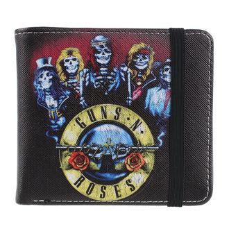 peněženka Guns N' Roses - Skeleton, NNM, Guns N' Roses