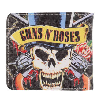 peněženka Guns N' Roses - Skull N Guns, NNM, Guns N' Roses