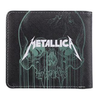 peněženka Metallica - Skull, NNM, Metallica
