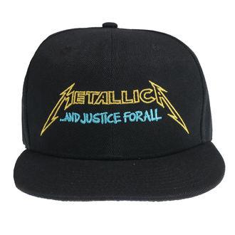 kšiltovka Metallica - Justice Bright Starter - Black, NNM, Metallica