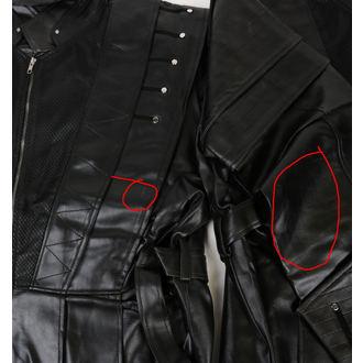 kabát pánský (poškozený) ZOELIBAT - Black, ZOELIBAT