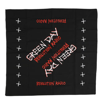 šátek Green Day - Revolution Radio - RAZAMATAZ, RAZAMATAZ, Green Day