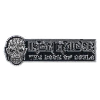 připínáček Iron Maiden - Book Of Souls - RAZAMATAZ, RAZAMATAZ, Iron Maiden