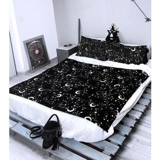set (přikrývka + polštáře) KILLSTAR - Starmap - BLACK