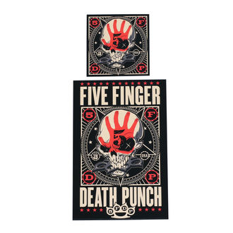 povlečení Five Finger Death Punch - Punchagram, NNM, Five Finger Death Punch