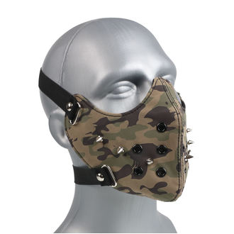 maska POIZEN INDUSTRIES - OTTO - GREEN CAMO, POIZEN INDUSTRIES