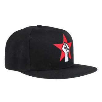 kšiltovka Rage Against The Machine - Fist Logo - Black, NNM, Rage against the machine