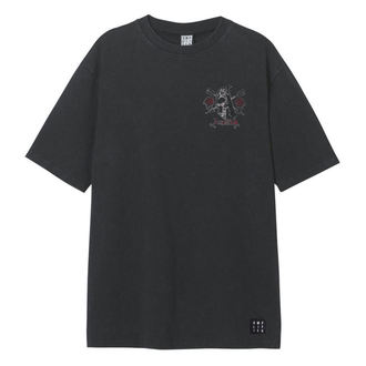 tričko pánské DERRICK RIDER BLK - AMPLIFIED, AMPLIFIED