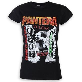 tričko dámské Pantera - 3 Albums - ROCK OFF, ROCK OFF, Pantera