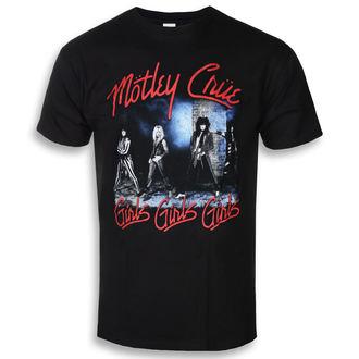 tričko pánské Mötley Crüe - Smokey Street - ROCK OFF, ROCK OFF, Mötley Crüe