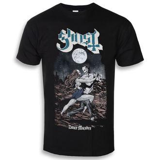 tričko pánské Ghost - Dance Macabre Cover - ROCK OFF, ROCK OFF, Ghost