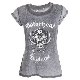 tričko dámské Motörhead - England BO - ROCK OFF - MHEADBOTEE01LC