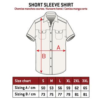 košile pánská HYRAW - ZOMBIE BRIGADE - HY398