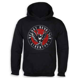mikina pánská Velvet Revolver - Black - HYBRIS, HYBRIS, Velvet Revolver
