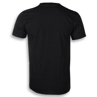 tričko pánské Střihoruký Edward - Black - HYBRIS, HYBRIS, Střihoruký Edward