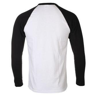 tričko pánské s dlouhým rukávem Rocky Balboa - Italian Stallion - White/Black - HYBRIS, HYBRIS, Rocky