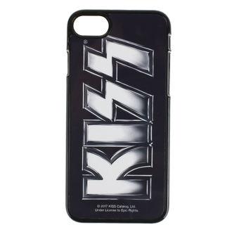 kryt na mobil (iPhone 7) Kiss - Logo - HYBRIS, HYBRIS, Kiss