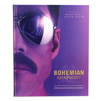 kniha Queen - Bohemian Rhapsody - Oficiální kniha k filmu - Williams Owen, NNM, Queen