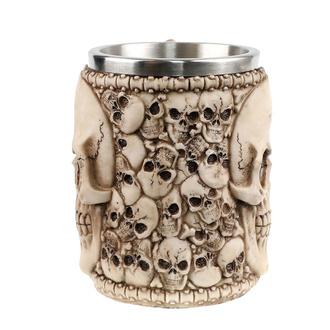hrnek (korbel) Skull, NNM