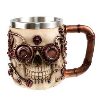 hrnek (korbel) Cyborg Skull, NNM