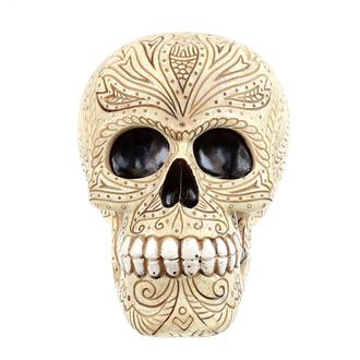 dekorace (pokladnička) Ornament Skull - 78/5963-3