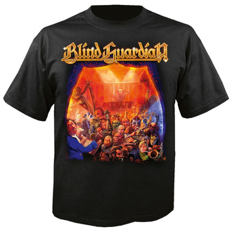 tričko pánské BLIND GUARDIAN - A night at the opera - NUCLEAR BLAST, NUCLEAR BLAST, Blind Guardian