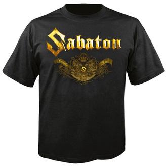 tričko pánské SABATON - Carolus rex platin - NUCLEAR BLAST, NUCLEAR BLAST, Sabaton