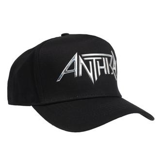 kšiltovka Anthrax - Sonic Sliver Logo - ROCK OFF, ROCK OFF, Anthrax