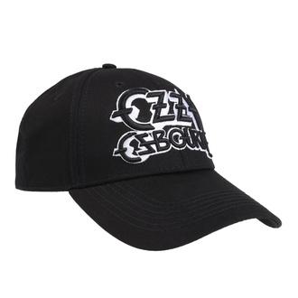 kšiltovka Ozzy Osbourne - Logo - ROCK OFF, ROCK OFF, Ozzy Osbourne