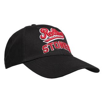 kšiltovka Rolling Stones - Team Logo - ROCK OFF, ROCK OFF, Rolling Stones