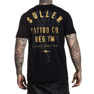 tričko pánské SULLEN - VENICE - BLACK - SCM2351_BK