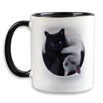 hrnek SPIRAL - YIN YANG CATS, SPIRAL