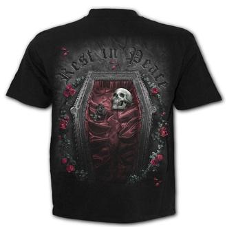 tričko pánské SPIRAL - REST IN PEACE, SPIRAL