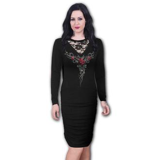 šaty dámské SPIRAL - TRIBAL ROSE, SPIRAL