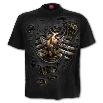 tričko pánské SPIRAL - STEAM PUNK RIPPED, SPIRAL