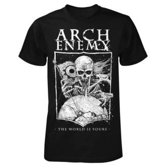 tričko pánské Arch Enemy - The World Is Yours - Black, NNM, Arch Enemy