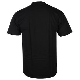 tričko pánské METAL MULISHA - BLACK ROSE - BLK - MM1951808.01_BLK