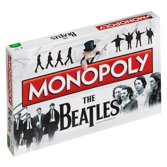 hra Beatles - Monopoly, NNM, Beatles