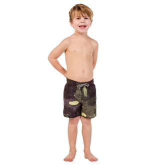 plavky dětské (kraťasy) PROTEST - Rubbin TD - True Black, PROTEST