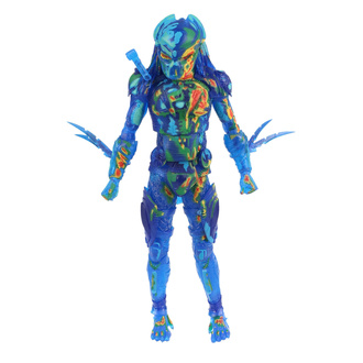 figurka Predator 2018 - Thermal Vision Fugitive Predator, NNM, Predator