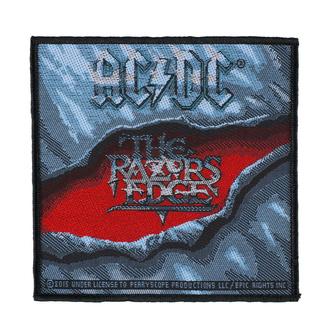 nášivka AC/DC - The Razors Edge - RAZAMATAZ, RAZAMATAZ, AC-DC